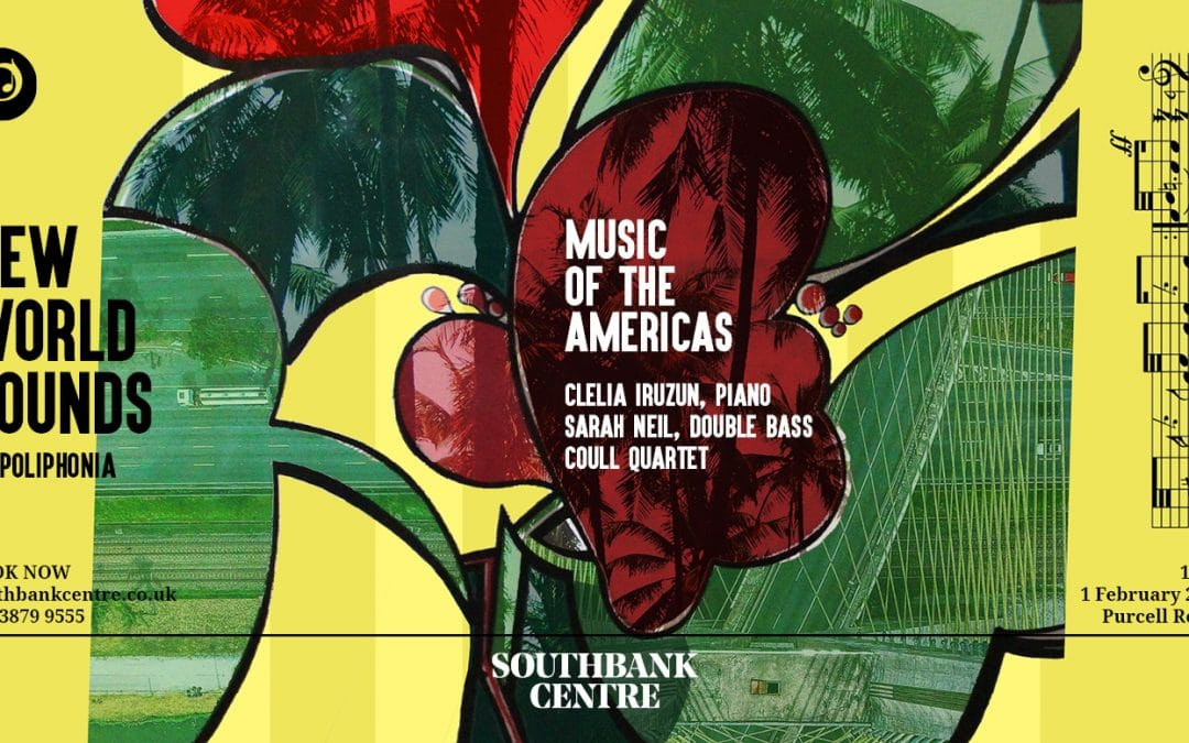 New World Sounds: Music of the Americas